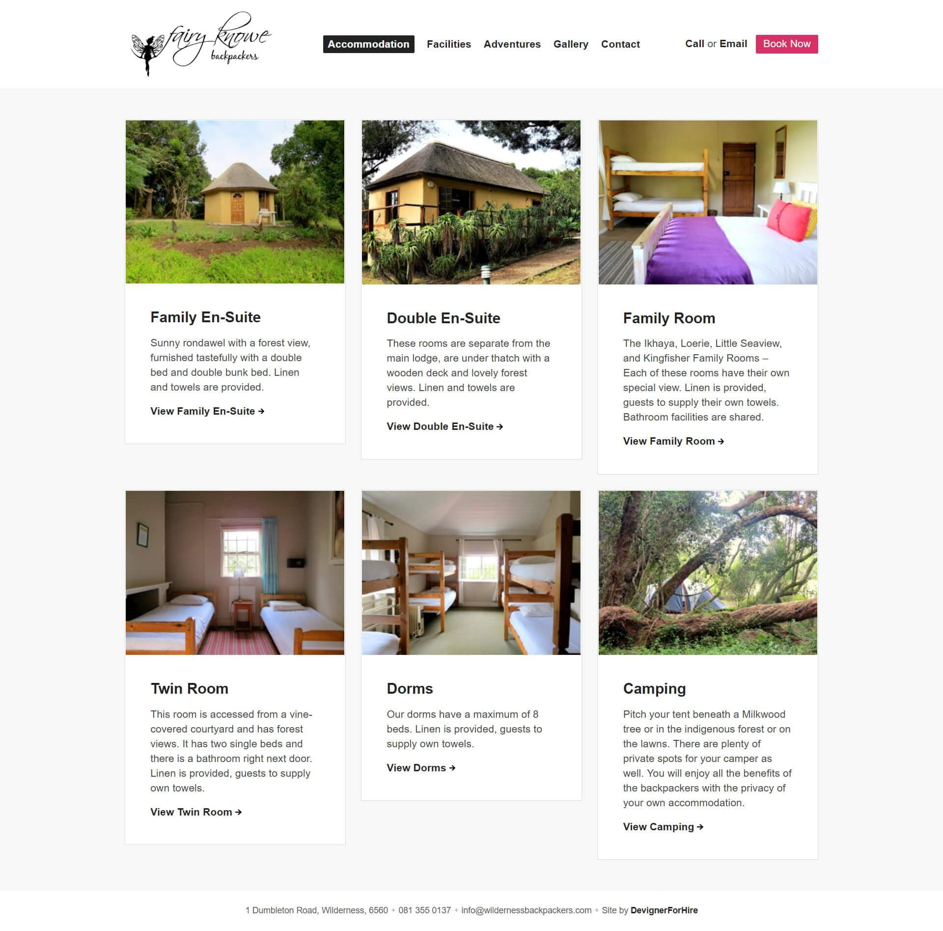 Fairy Knowe Backpackers - Accommodation